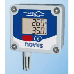 LOGBOX-RHT-LCD DATA LOGGER LCD DISPLAY