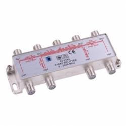 SPLITER 8 CAI TV SAT 5-2500 Mhz