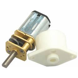 MICROMOTOR CU REDUCTOR 34.5mm 1:100 6V