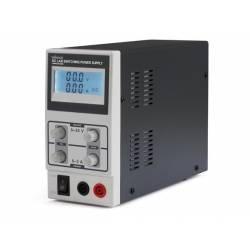 SURSA LABORATOR 0-30V/0-3A LCD VELLEMAN