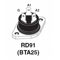 BTA 25/600 B