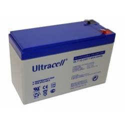 ACUMULATOR Pb ULTRACELL 12V/7Ah 6.4 F2