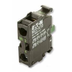 CONTACT BLOCK 1NO M22-K10