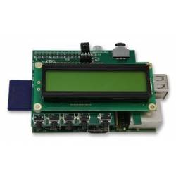 PIFACE CONTROLER & DISPLAY I/O BOARD