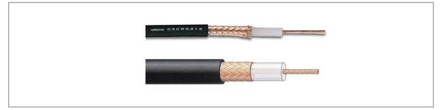 Cabluri coaxiale