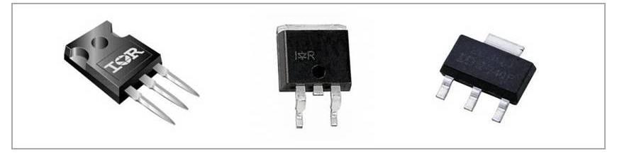 Tranzistori tip IRF, IGBT, etc