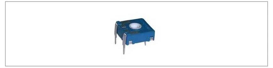 Semireglabili 14x14 mm CA14 RM10/12.5 mm - orizontali