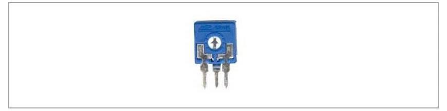 Semireglabili 14x14 mm CA14 RM10/5 mm - verticali