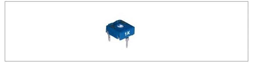 Semireglabili 9.8x9.8 mm CA9 RM5/10 mm - orizontali