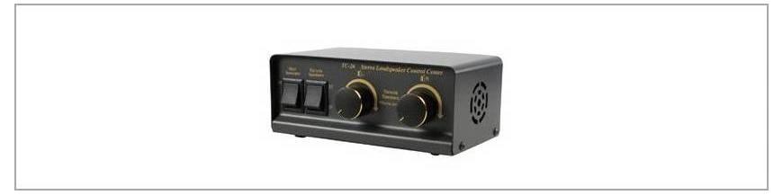 Statii de amplificare,Incinte acustice
