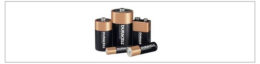 Diverse baterii