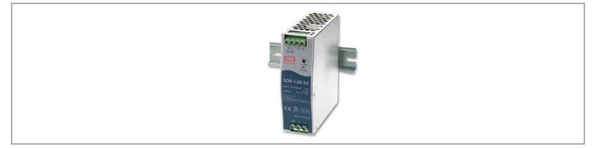 Seria SDR 120-480W