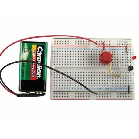 KIT EDUCATIONAL-INITIERE IN ELECTRONICA