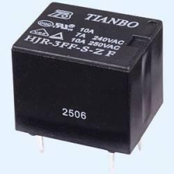 RELEU 6 V/10 A SPDT 100R