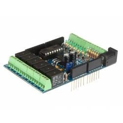 I/O SHIELD FOR ARDUINO YUN
