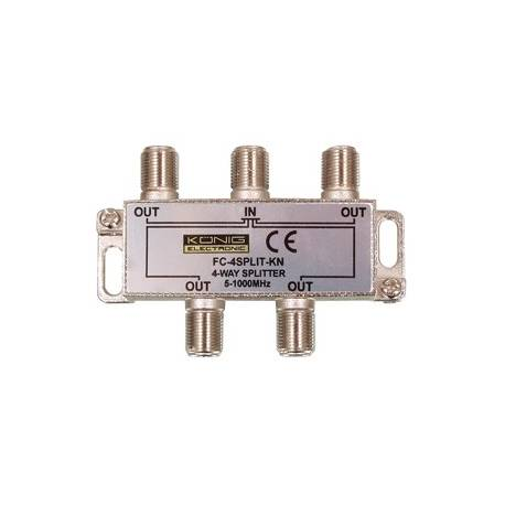 SPLITER 4 CAI 5-1000 Mhz NEXTRACOM