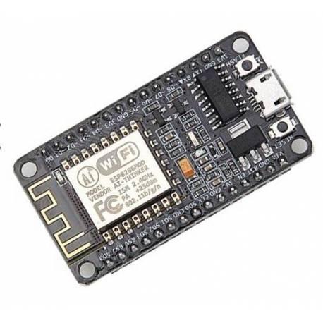 MODUL NODEMCU WI-FI PLACA ESP8266-12E