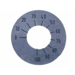 SCALA DE LA 0-100 26 mm