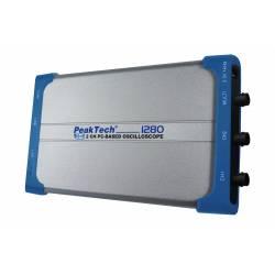 OSCILOSCOP P1280 PEAKTECH 2x60 MHz