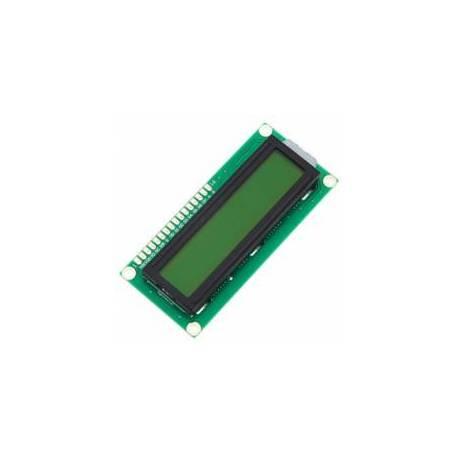 MODUL DISPLAY LCD GALBEN 1602