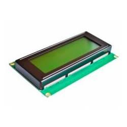 MODUL DISPLAY LCD GALBEN 2004A