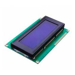MODUL DISPLAY LCD ALBASTRU 2004A