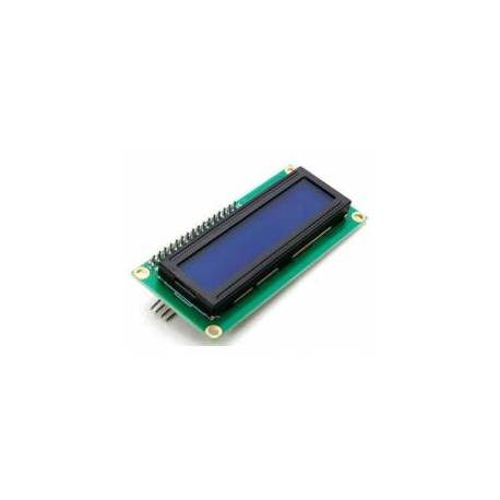 DISPLAY LCD 1602A IIC ALBASTRU
