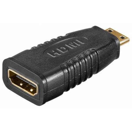 ADAPTOR HDMI A MAMA-HDMI C MINI