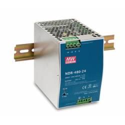 SURSA NDR-480-48 48V/10A MEAN WELL