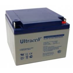 ACUMULATOR Pb ULTRACELL 12V/26Ah F3