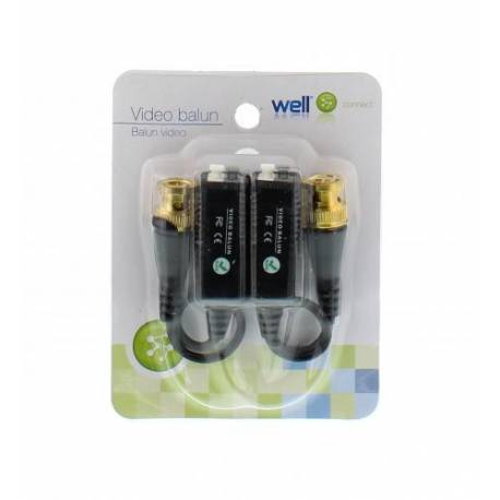 VIDEO BALUN HD CU CLIP 2 buc