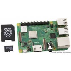 RASPBERRY PI 3 MODEL B+ 16 Gb NOOBS