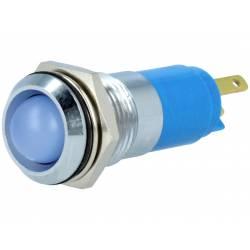 INDICATOR CU LED ALBASTRU 230V IP67 CRO