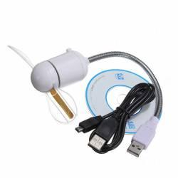 VENTILATOR USB CU MESAJE PROGRAMABILE