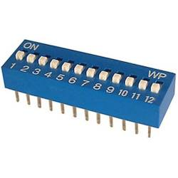 DIP SWITCH 12 CT