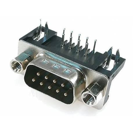 CONECTOR 9 P/90GRD TATA D-SUB