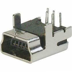 CONECTOR MINI USB DIP 90'