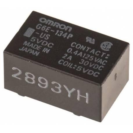 RELEU OMRON G6E-134 P (5VDC)
