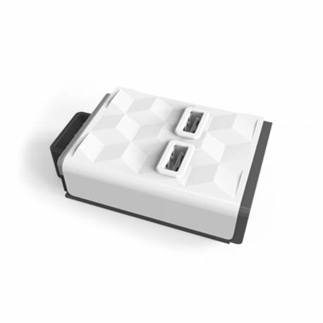 MODUL 2 x USB PT. PRIZA MODULARA