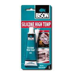 SILICON ROSU PT.TEMPERATURA BISON 60ml