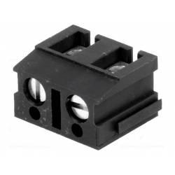 TERMINAL BLOC 2 CAI GRI PITCH 7.5mm