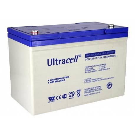 ACUMULATOR Pb ULTRACELL 12V/125Ah F11