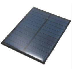 PANOU SOLAR 1.1W/6V/200mA POLYCELL