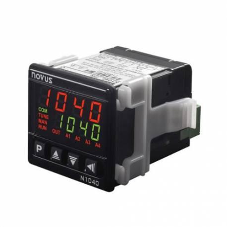 N1040-PR CONTROLER TEMP.1 RELEU 24V USB