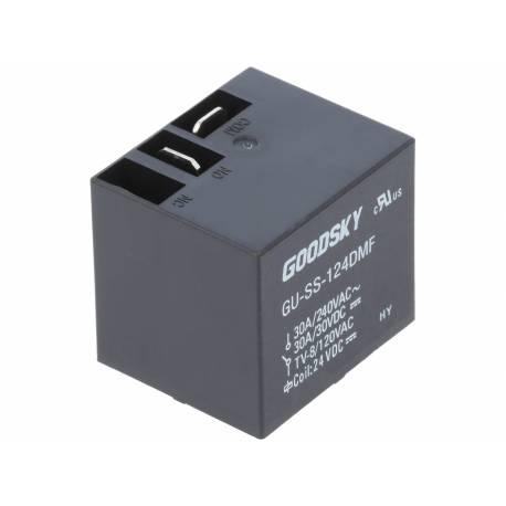 RELEU 24VDC SPDT-NO 30A