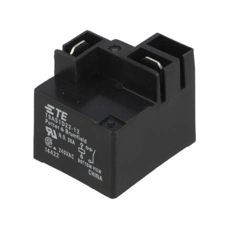 RELEU 12VDC SPDT-NO 30A T9A