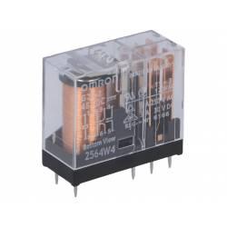 RELEU 48VDC DPDT 5A/250VAC 5A/30VDC