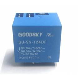 RELEU 24VDC SPDT 30A