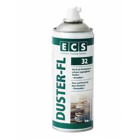 SPRAY DUSTER INFLAMABIL ECS 400 ml