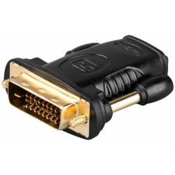ADAPTOR DVI-D TATA-HDMI MAMA